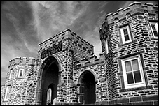 Baltimore Cemetery Gatehouse, Baltimore, MD