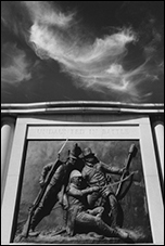 Battle of Bladensburg Monument, Joanna Blake, Bladensburg, MD