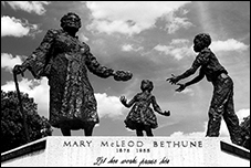 Mary McLeod Bethune Memorial, Washington, DC