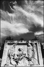 The Burial of Christ, Ferenc Varga, Brentwood, MD
