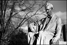 Abraham Lincoln Memorial, Brentwood, MD