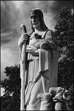 The Good Shepherd, Ferenc Varga, Brentwood, MD