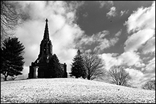 Greenmount Cemetery Chapel, Baltimore, MD