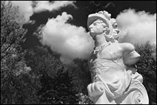 Macedonian Figurehead, Edward Berge, Annapolis, MD