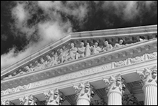 Supreme Court Pediment, Equal Justice Under Law, Robert Aitkin, Cass Gilbert, Washington, DC